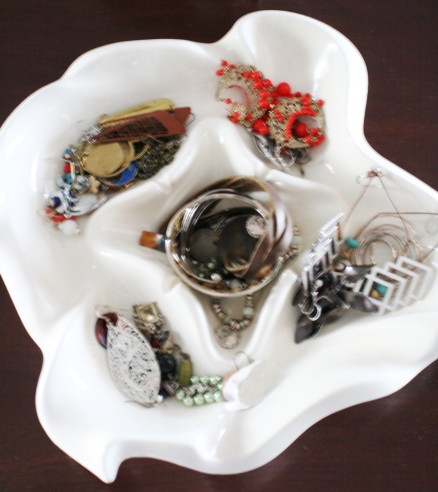 jewelry ashtray