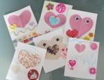 easy valentine card diy