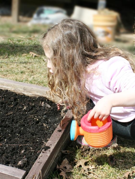 Blog Spring Planting Kisses