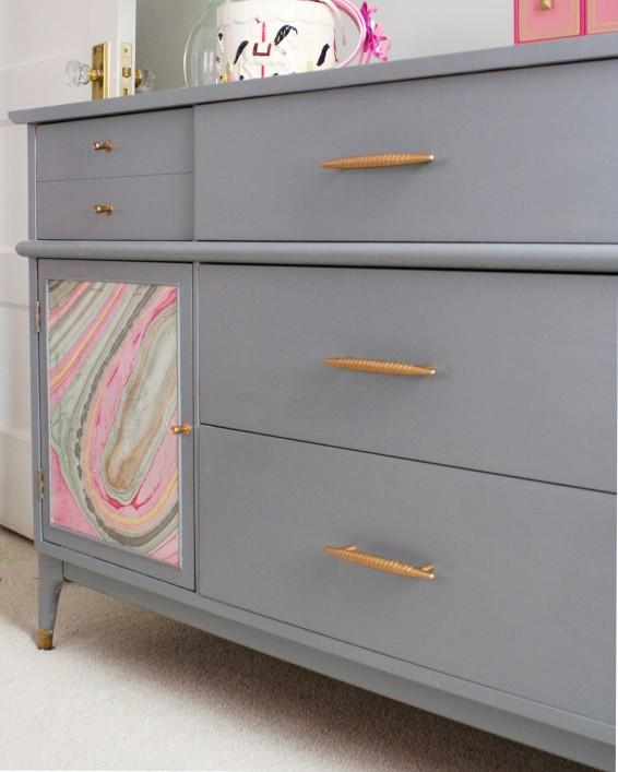 rosie's dresser after