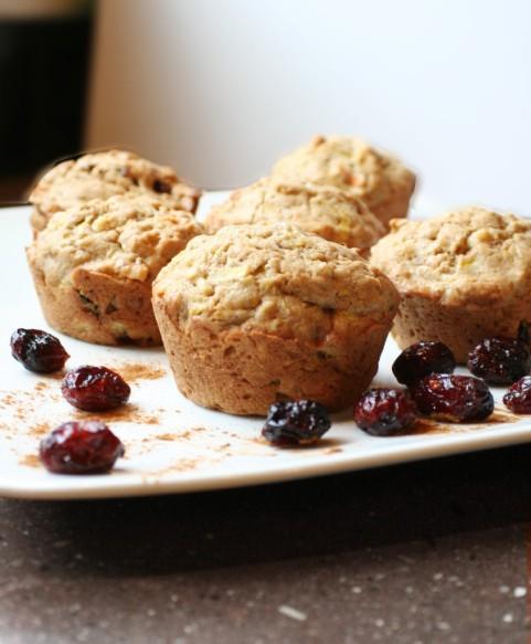 squash bread muffins