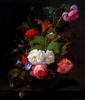 Rachel-Ruysch-Still-life-with-flowers-Sun
